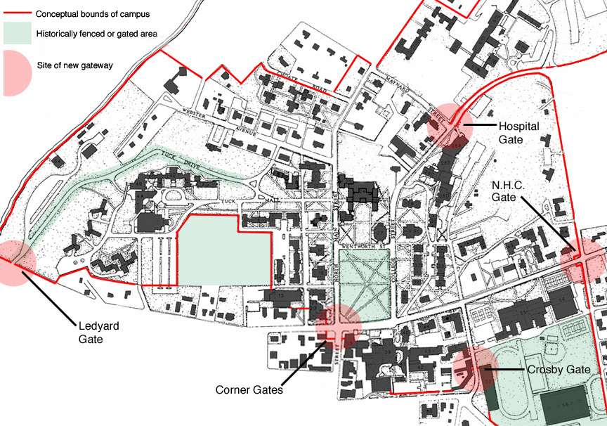 The gates of Dartmouth – Dartmo.: The Buildings of Dartmouth College
