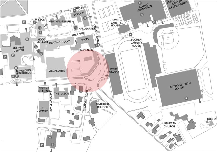 Visual Arts Center – Dartmo.: The Buildings of Dartmouth College