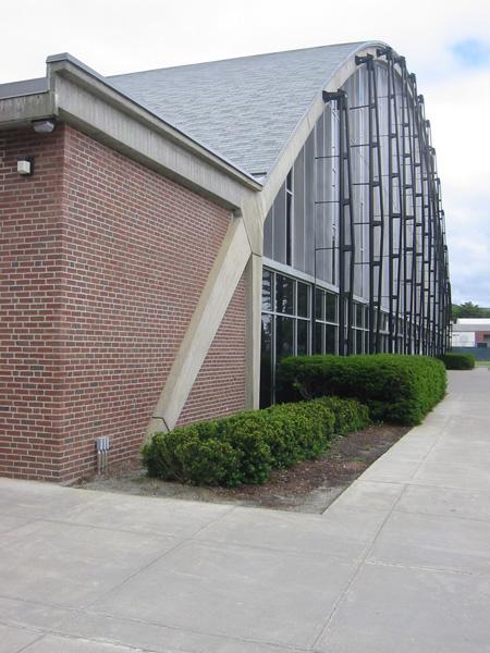 Leverone front facade