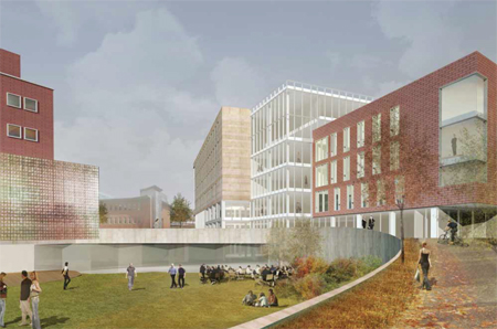 north campus academic center rendering from building congress pdf