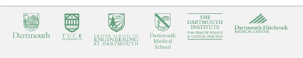 Detail of Dartmouth academic heraldry from T.D.C. website