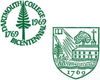 Bicentennial dual logo