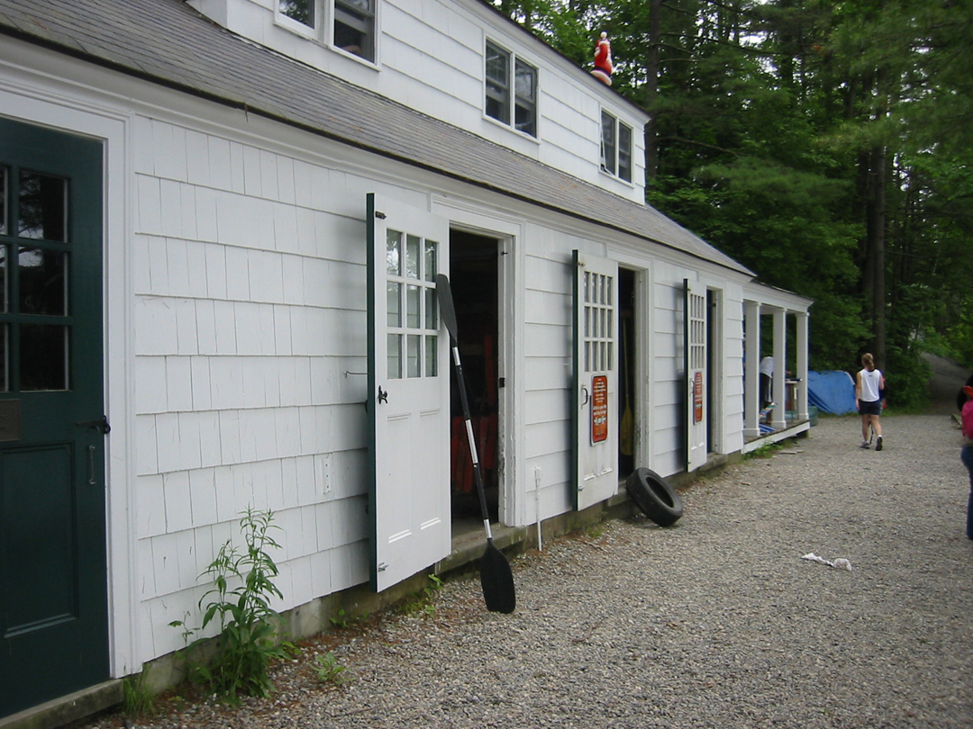 Ledyard Canoe Club, photo by Meacham