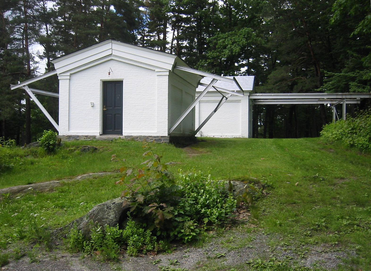 Shattuck Observatory, Meacham photo