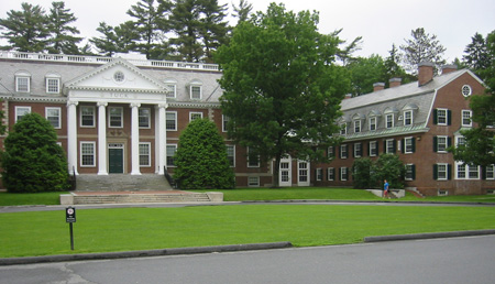 Tuck Hall by Meacham