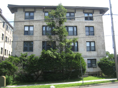 Trident Apartments, New Rochelle