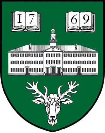 Proposed arms for Dartmouth as designed by Good and depicted by Meacham