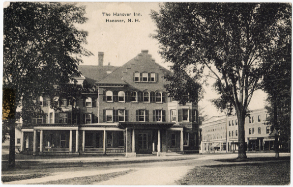 Hanover Inn pre-1967